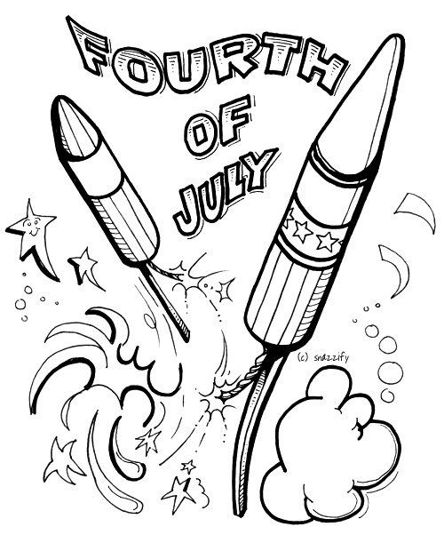4th of July Coloring Pages #coloring #worksheets #4thofJuly - new 4th of july coloring pages preschool