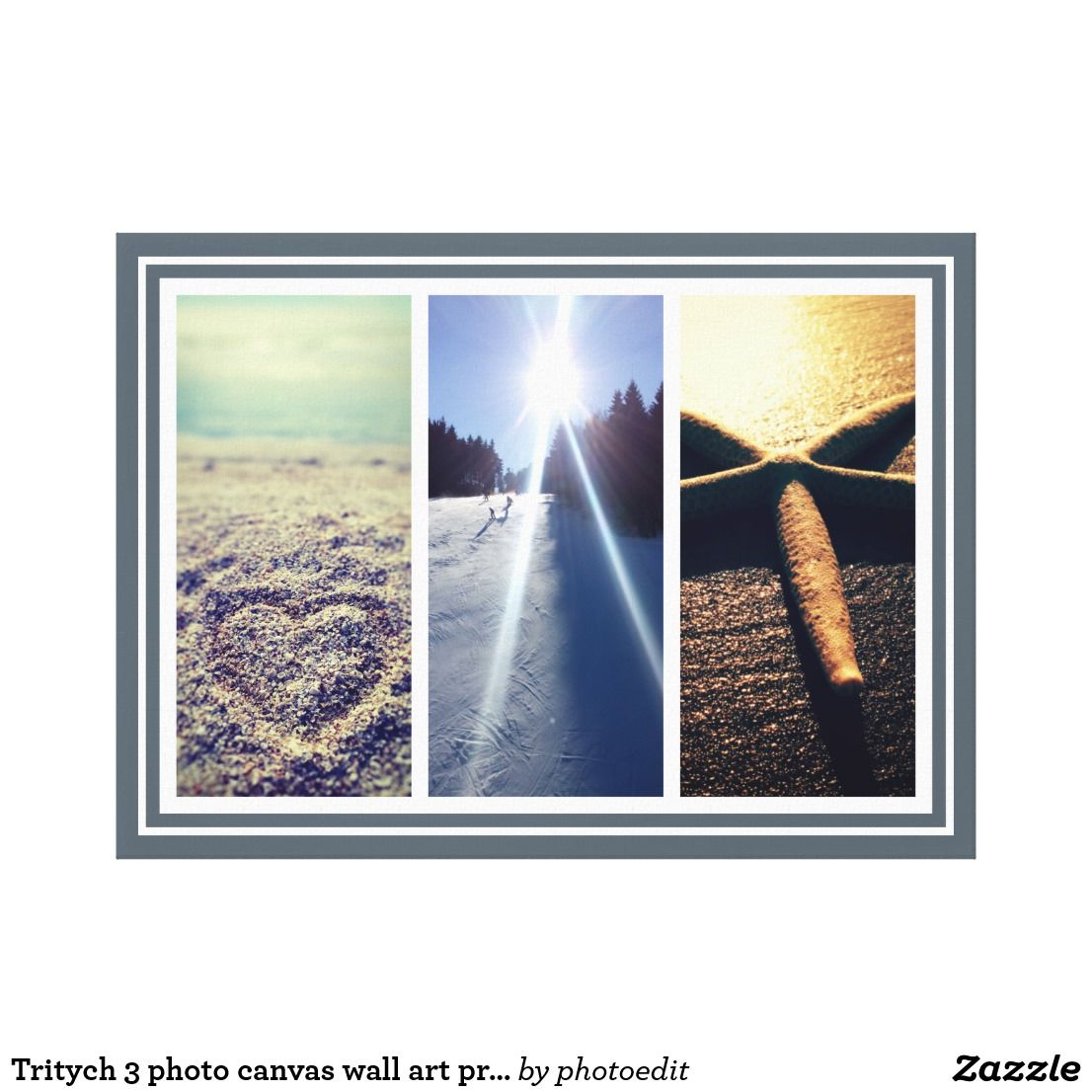Luxury Triptych Template Pictures - Example Resume and Template ...