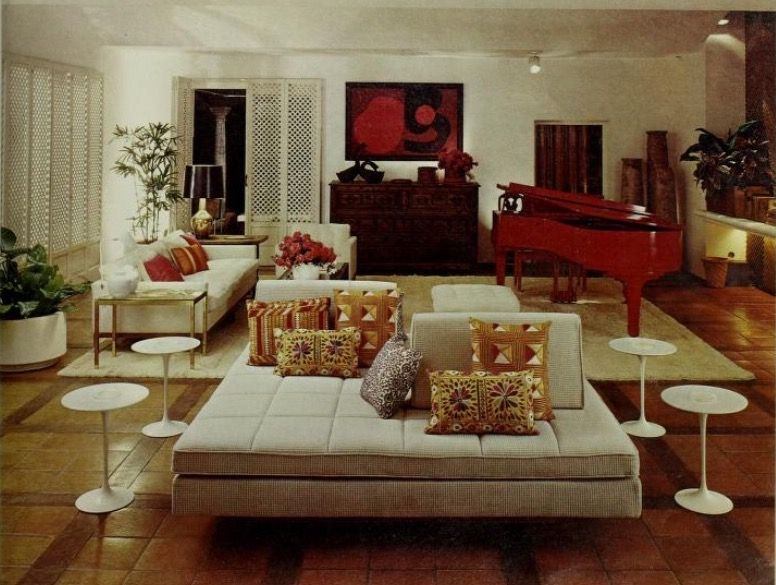 Pin by Sue Rutherford on Mid Century Living Rooms | Pinterest ...
