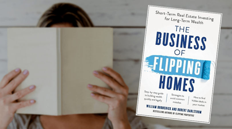 Book Review The Business of Flipping Homes by William