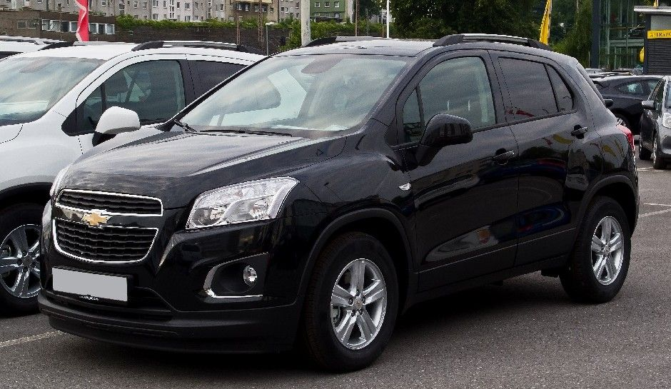 If you already love the #Chevrolet Trax, then get ready to love it even more. You could have this SUV in bold black styling! http://www.inquisitr.com/2680278/chevrolet-announces-2016-trax-midnight-edition/