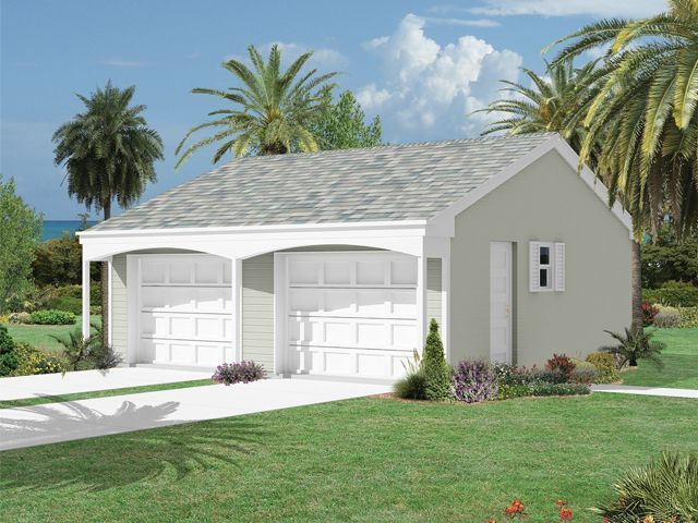 Plan 10062 Just Garage Plans Detached Garage – Just Garage Plans