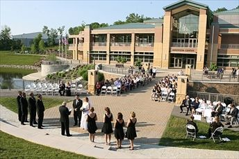 Anderson center ceremony
