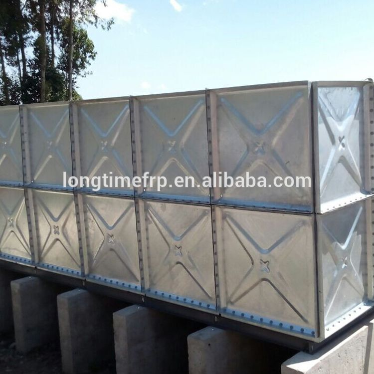 Pin On Hot Dip Galvanized Steel Water Storage Tanks