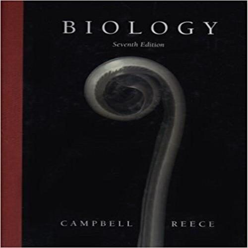 test bank for biology 7th edition by campbell and reece test bank rh pinterest ie Campbell Biology 8th Edition campbell biology 7th edition study guide pdf