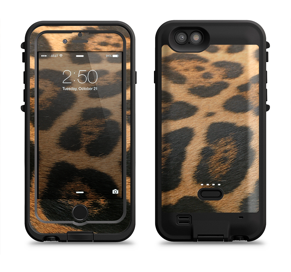 The Real Thin Vector Leopard Print iPhone 6/6s Plus