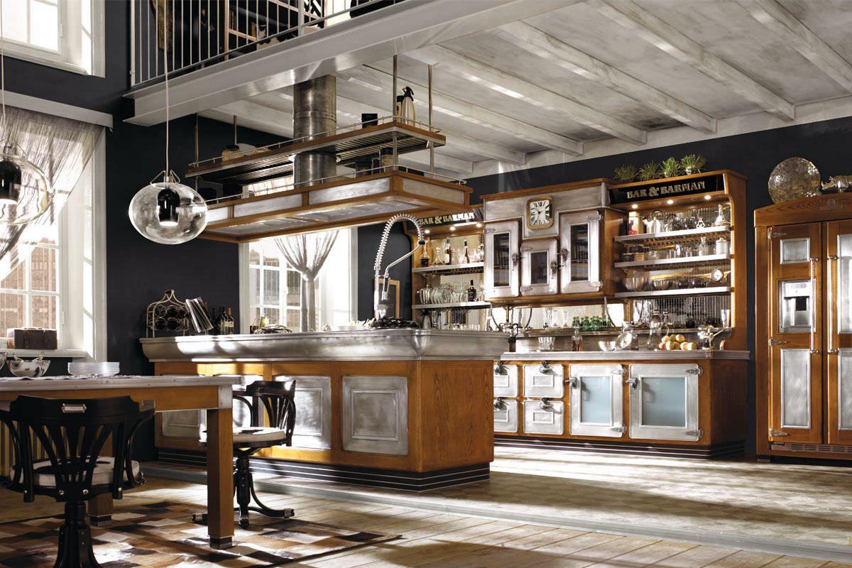 Moderne Küche 5 | Industrial Style | Pinterest | Moderne küche ...