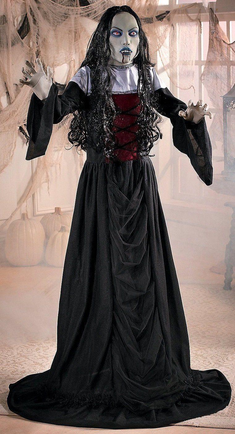 Halloween Decorations : 2PC LifeSize 5Ft Vampire Couple ...
