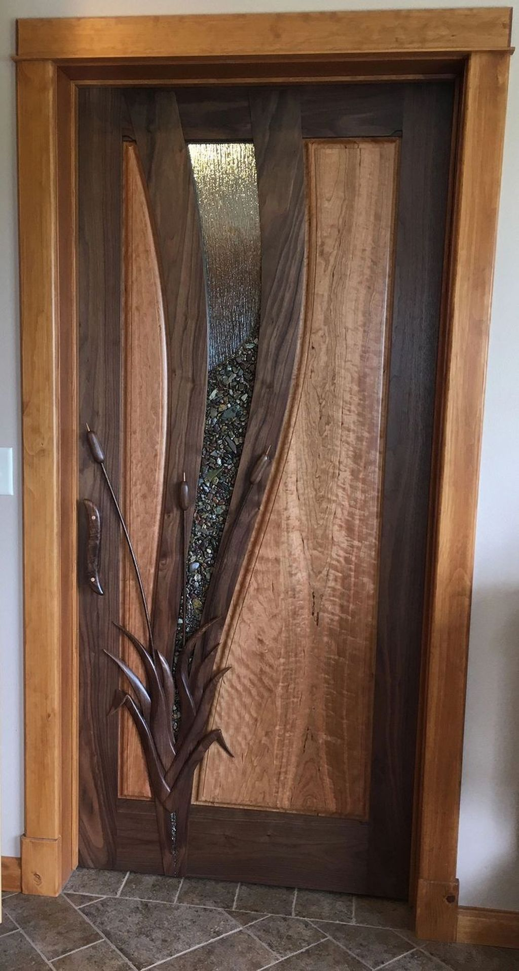Photo of 33 Inspiring Carved Wood Doors Design Ideas
