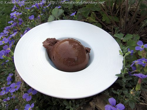 die eiscreme saison ist er ffnet lea linsters schokoladeneis backen desserts pinterest. Black Bedroom Furniture Sets. Home Design Ideas