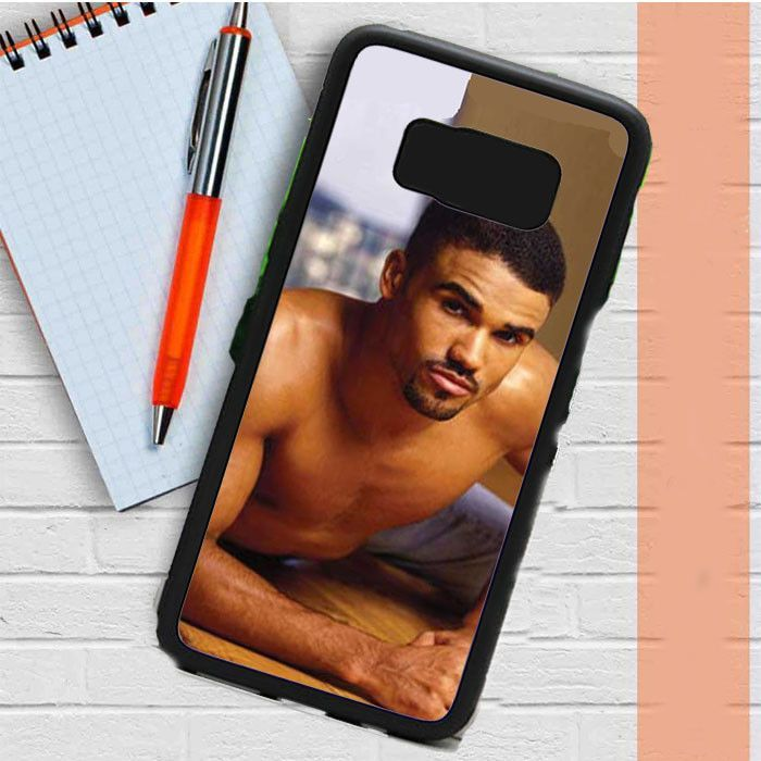 wholesale dealer 5b469 c110a Shemar Moore Samsung Galaxy S8 Plus Case Casefreed | Products