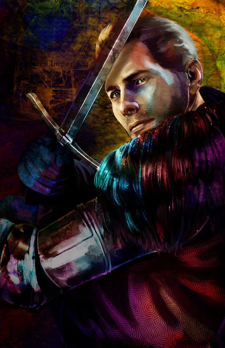Cullen Dragon Age Inquisition My New Fictional