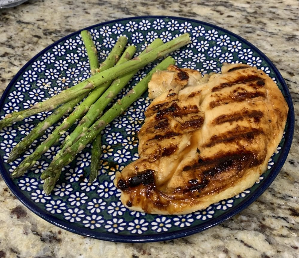 Betr Grilled Chicken #2 – Betr Health