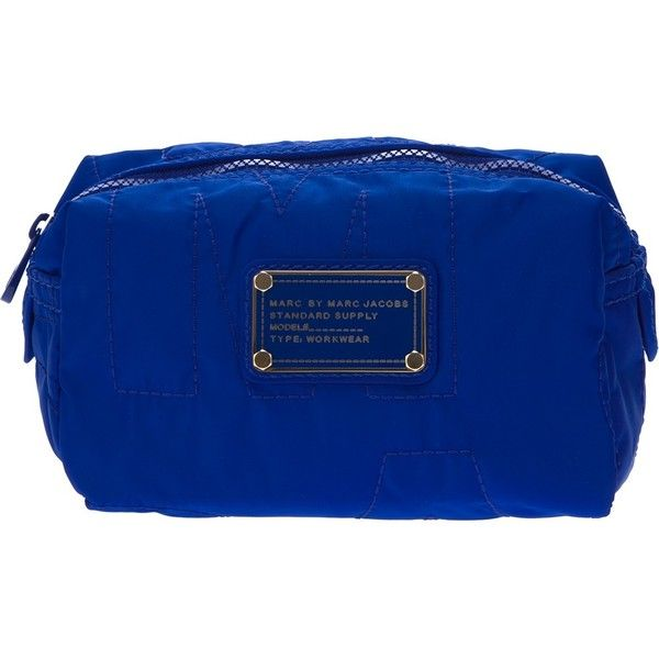MARC BY MARC JACOBS small cosmetic bag found on Polyvore
