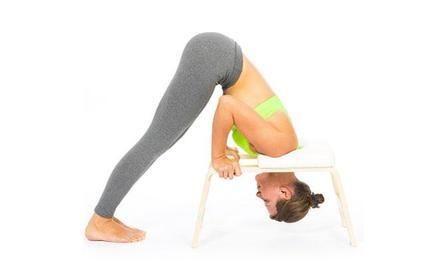 feetup® yoga headstand stool  feetup® trainer in 2020