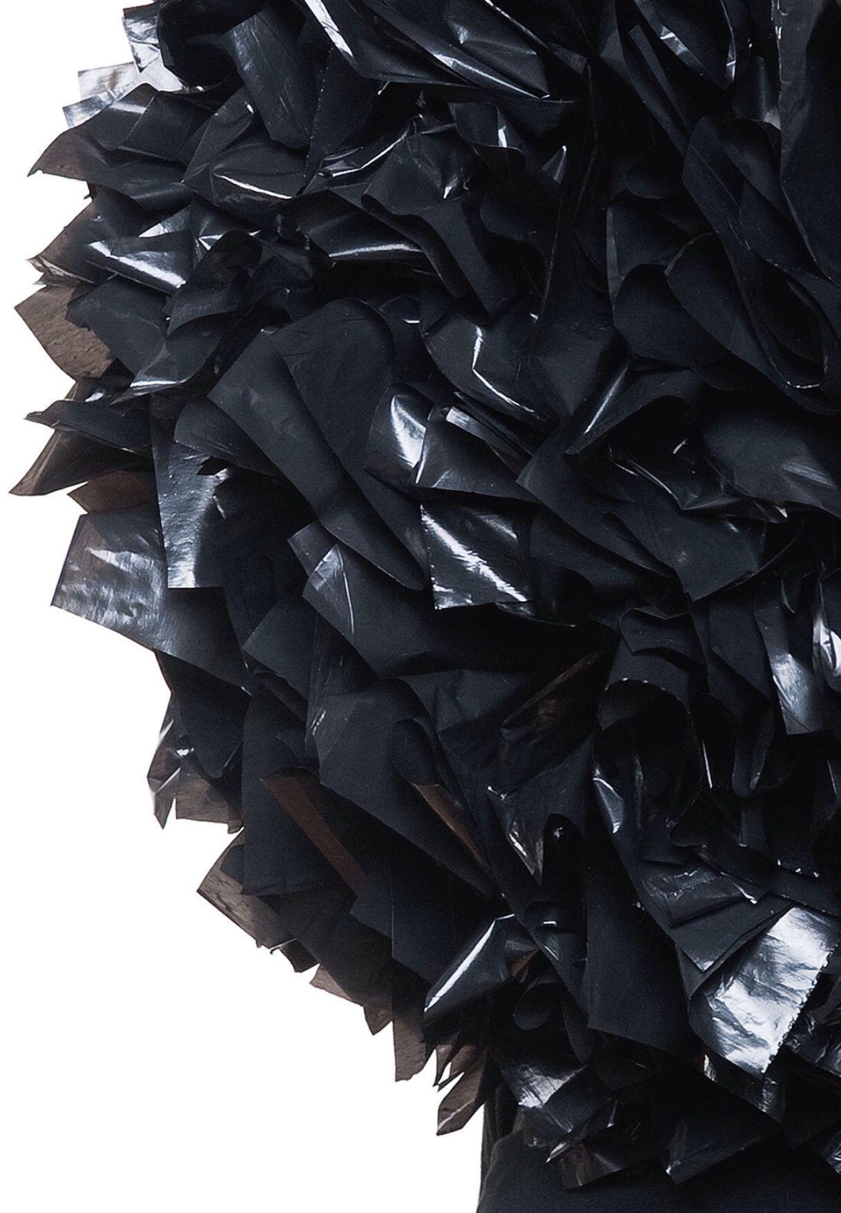Kira Koroknai   recycling ad (detail)