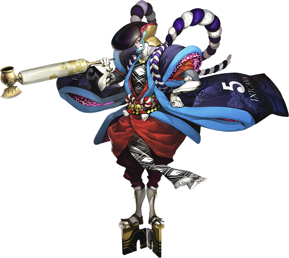 Goemon | Persona 5, Character design, Persona