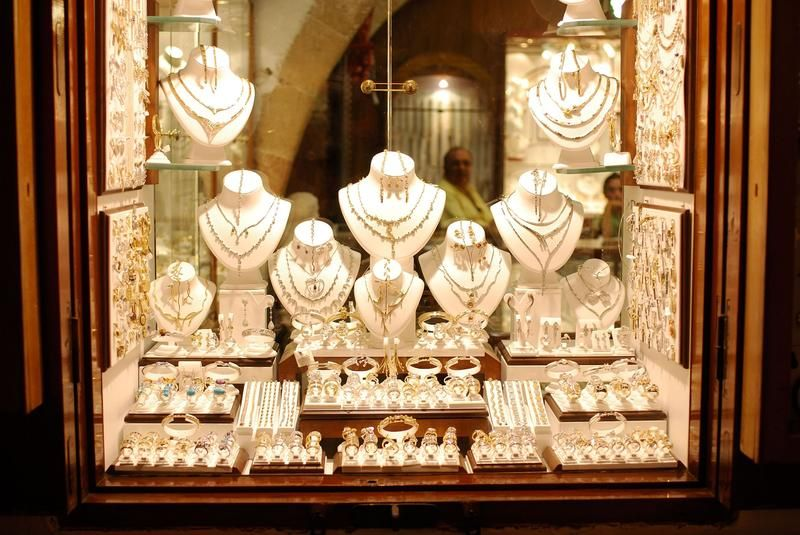 Jewelry Store Design Ideas & Tips. | Retail & Commercial Store ...