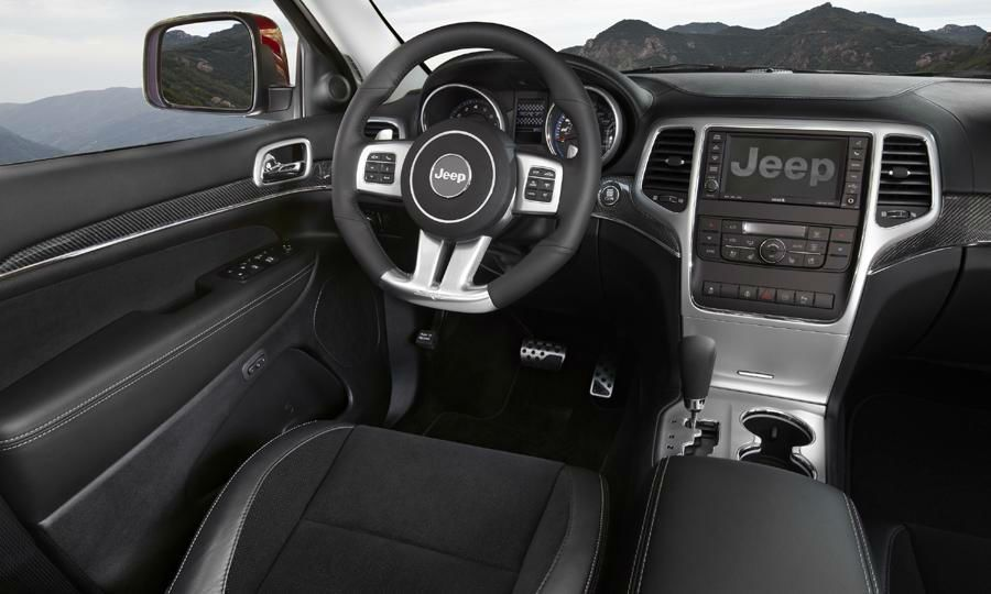 2013 Jeep Grand Cherokee Srt8 Interior Jeep Grand Cherokee 2013