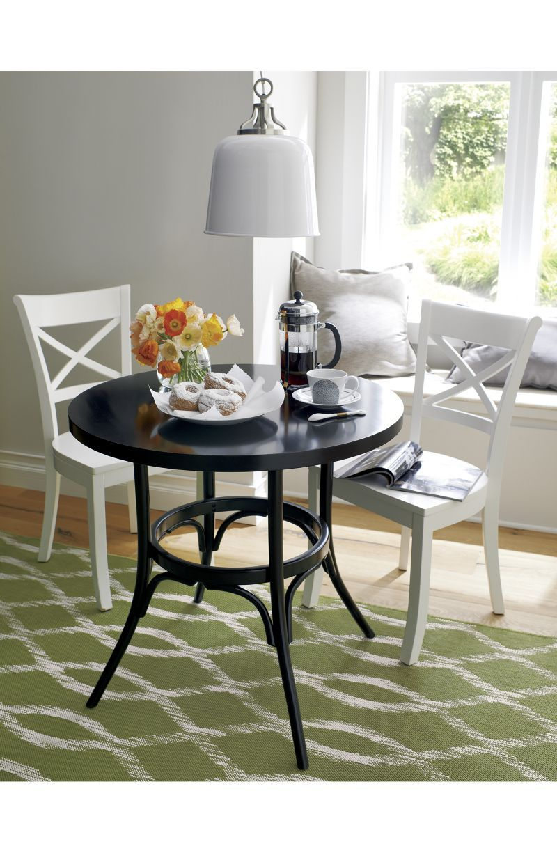 Vintner white wood dining chair in products pinterest