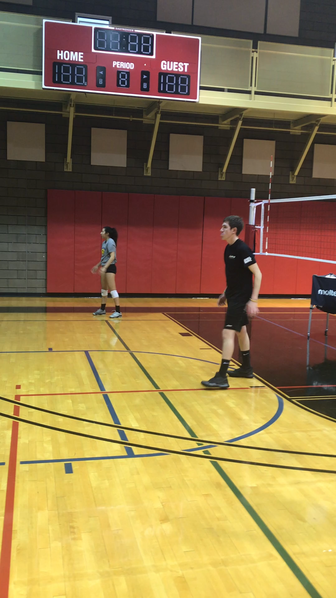 Volleyball Setting Drills Video Volleyball Workouts Volleyball Drills Libero Volleyball