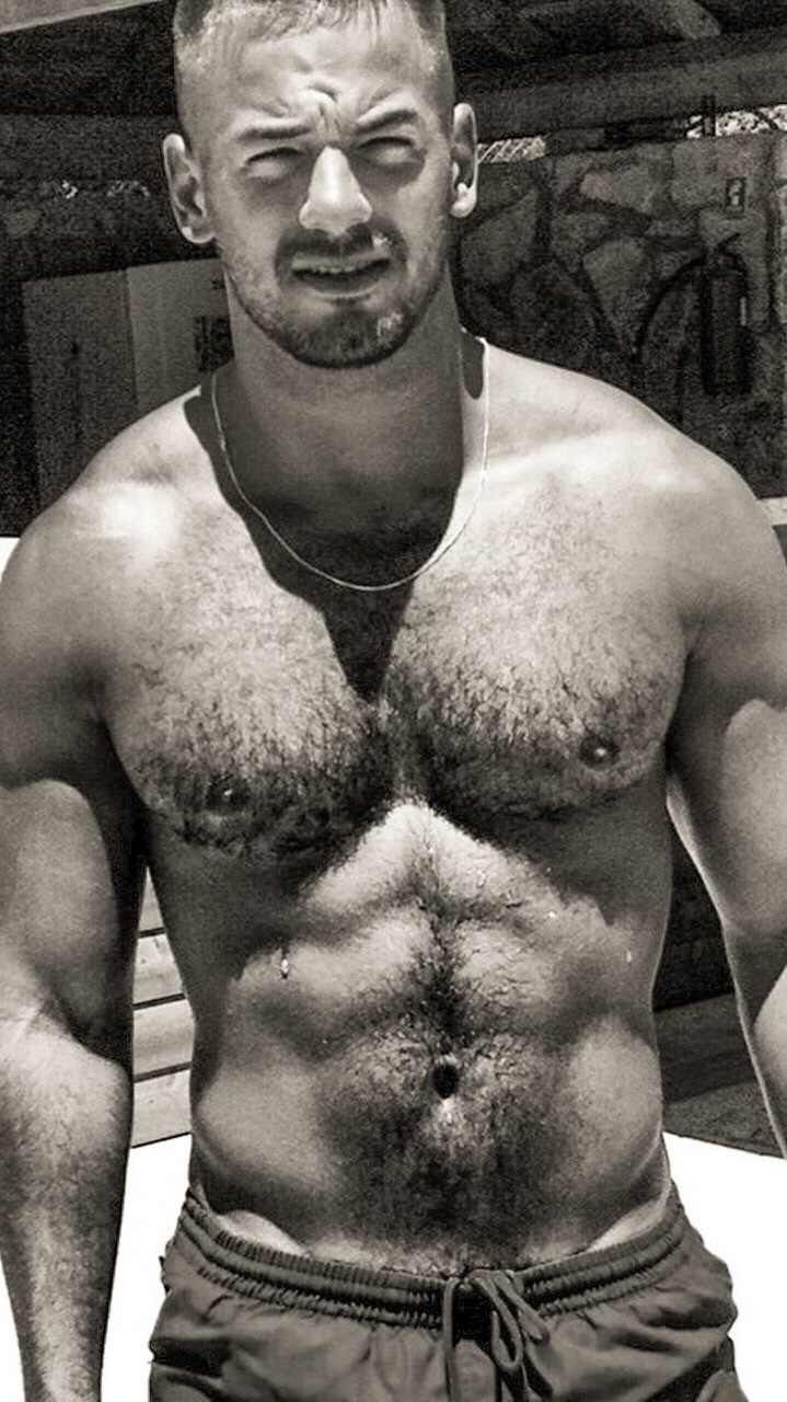 hairy chest - sexy muscle - mature men | velludos | pinterest