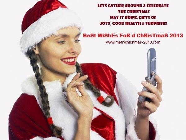 message Sexy christmas