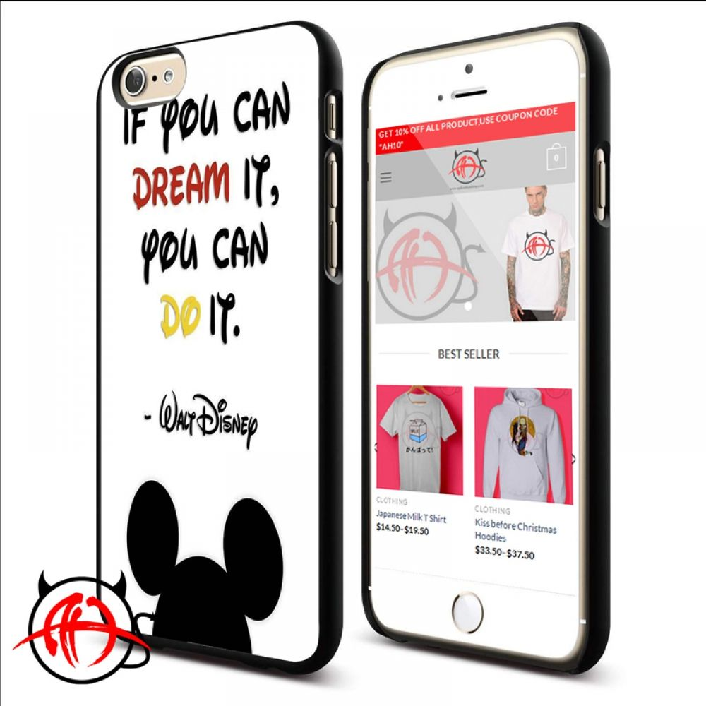 If You Can Dream It You Can Do It Disney Quote Phone Cases Trend $ 13.50  #Tee #Hype #Outfits #Outfit #Hypebeast #fashion #shirt #Tees #Tops #Teen
