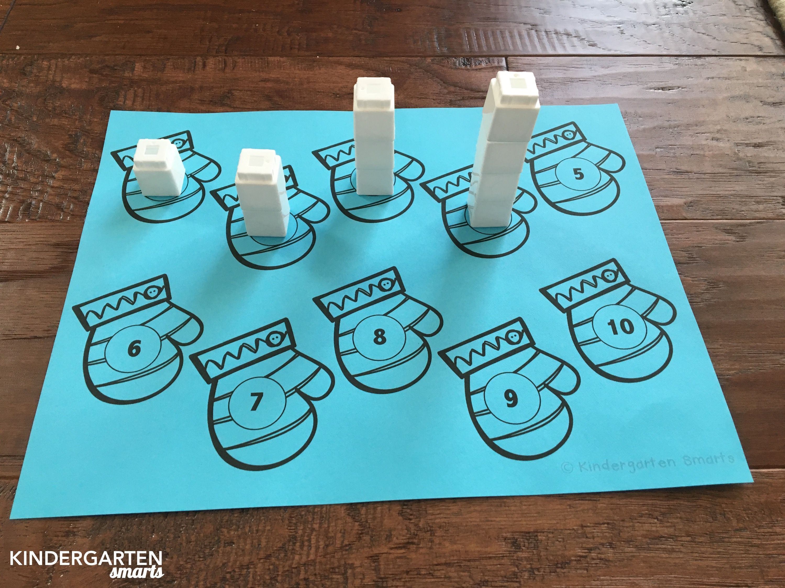 Winter Counting Towers Using 1 1 Correspondence