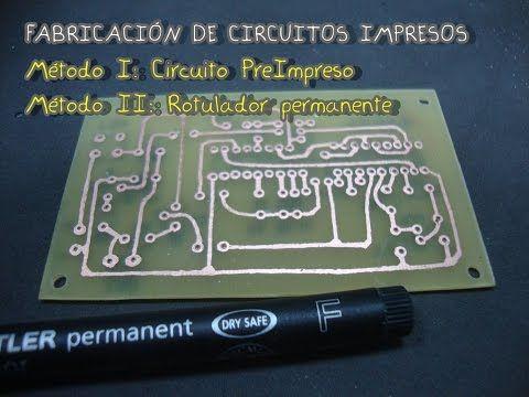 Circuitos Impresos Y Programas De Diseño Circuitos Impresos Circuitos Programas De Diseño