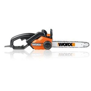 Worx 16 in. Electric Chainsaw-WG303.1 at The Home Depot
