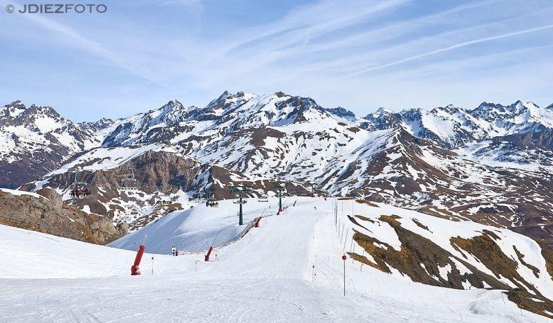 Paisajes En La Estación De Esqui De Formigal Estaciones De Esqui Paisajes Pirineo Aragones