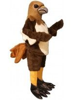 Mascot costume #1019-Z Red Tail Hawk