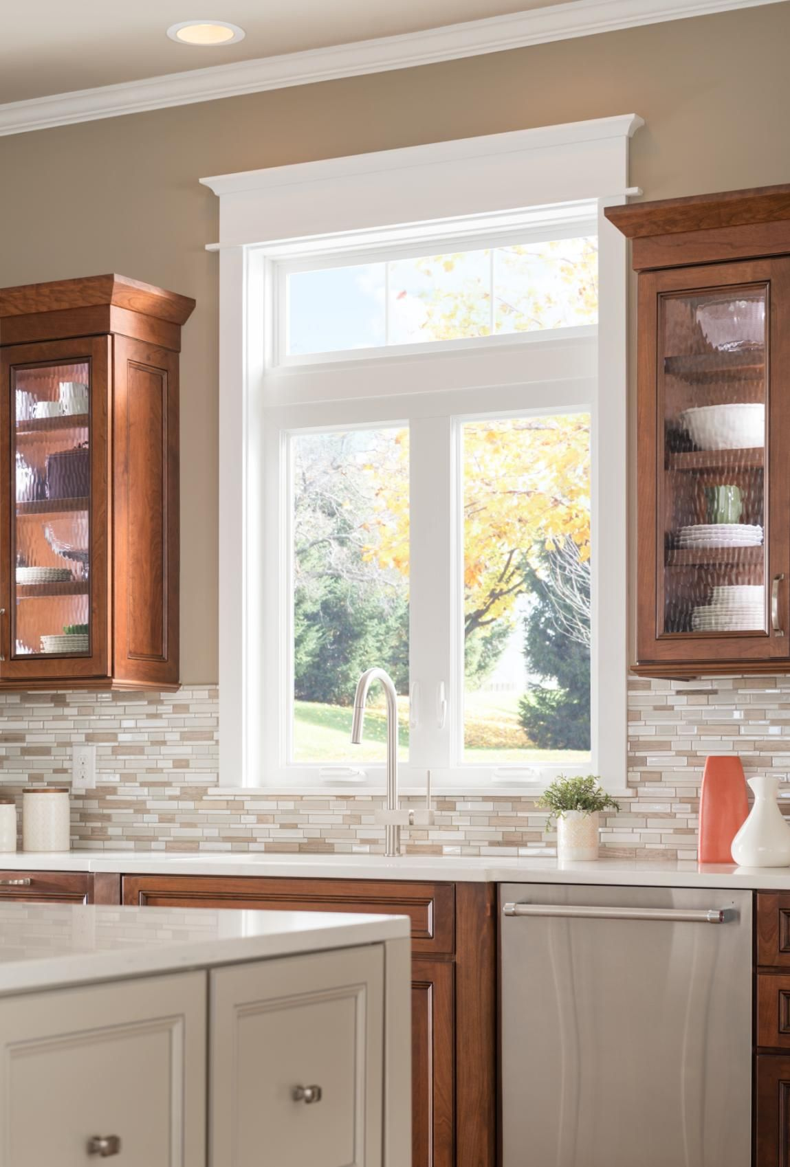How To Choose The Right Kitchen Windows For Your Home Tuscan Kitchen Kitchen Sink Remodel Kitchen Interior