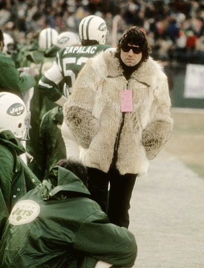 Image result for joe willie namath images