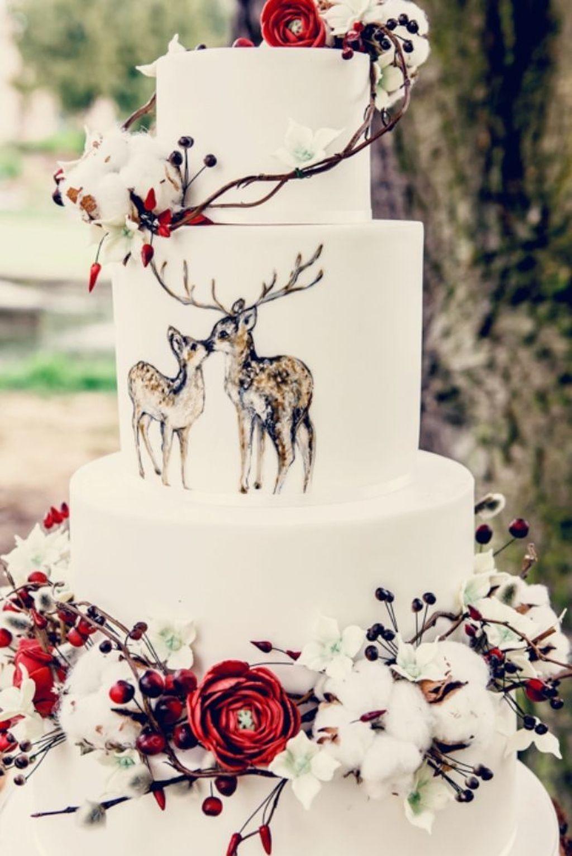 20+ Beautiful Wedding Cake Ideas That Every Women Want