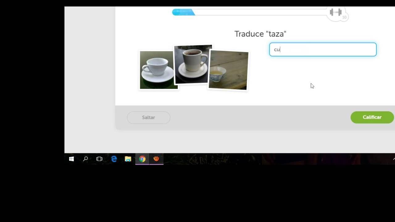 Repasando y aprendiendo ingles online con Duolingo gratis