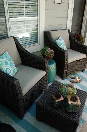 living gardens landscape design balcony makeover httptigerlilyskyeprtumblrcom - Living Gardens Landscape Design