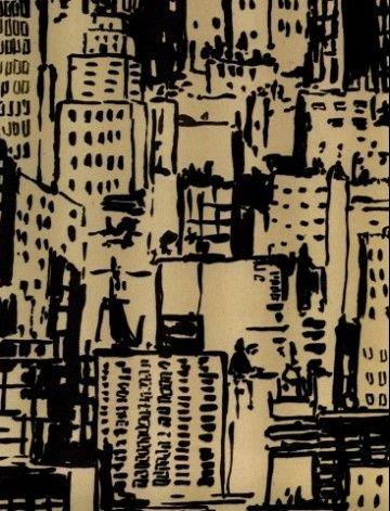 Scenic cityscape -Luli