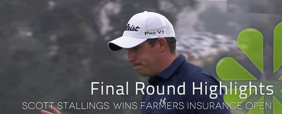 Farmers Insurance Open - Final Round Highlights