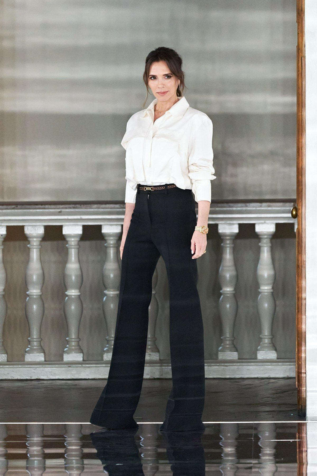 Victoria Beckham Fall 2020 ReadytoWear Fashion Show, 2020