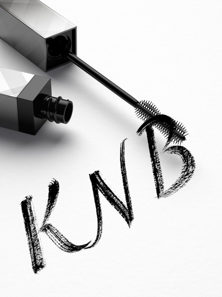 A Personalised Pin For Knb Written In New Burberry Cat Lashes