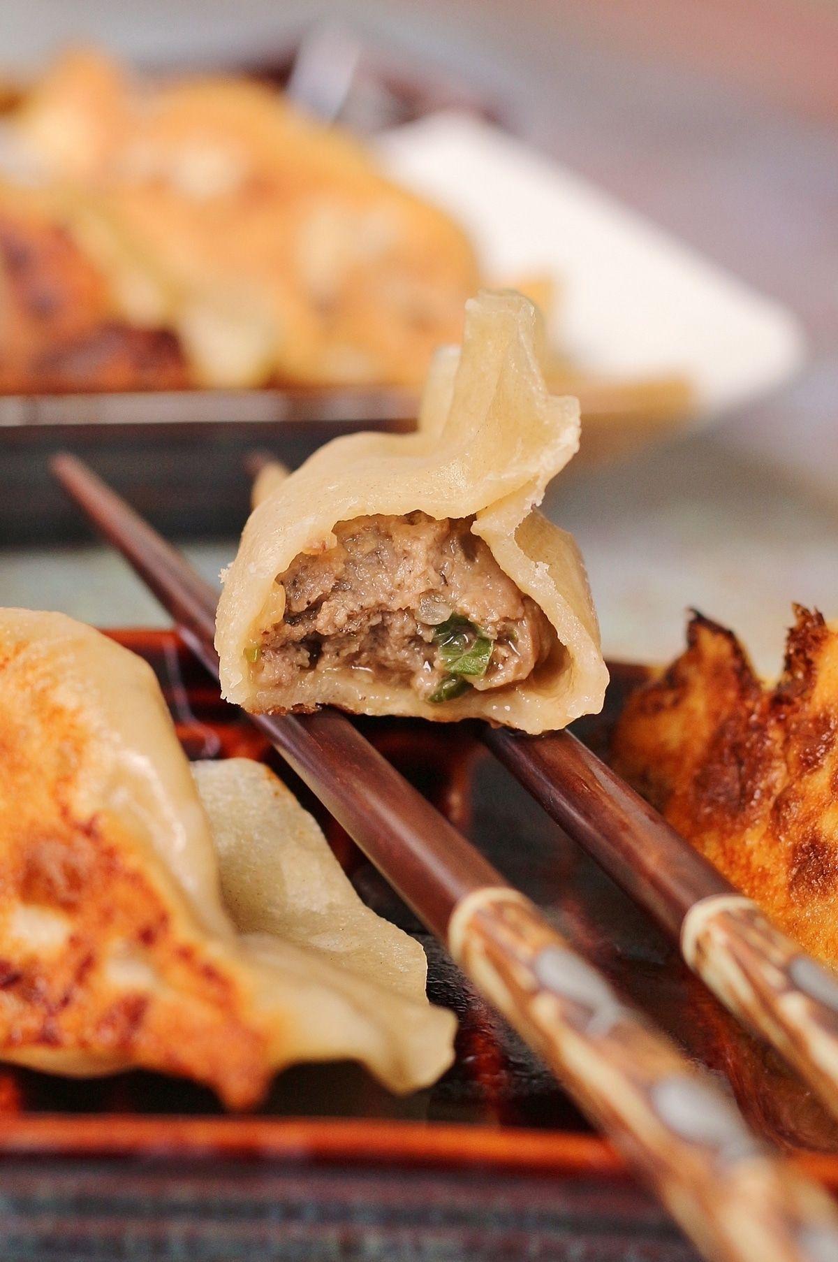 Spicy Beef Dumplings Beef Dumplings Spicy Beef Spicy Recipes