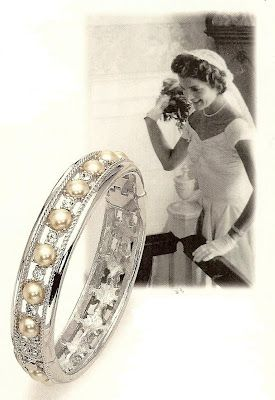 Bridal Luxury The Wedding Bracelet Worn By Jackie Kennedy