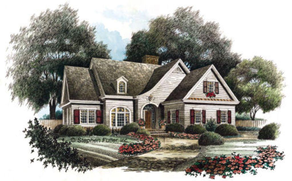 Plan 429-27 - Houseplans.com