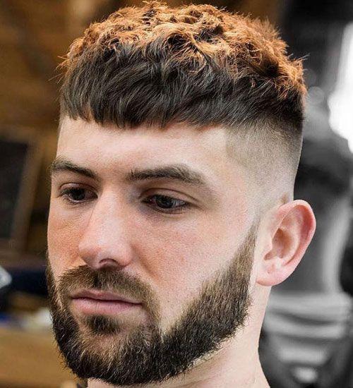 16+ Fringe haircut men fade ideas