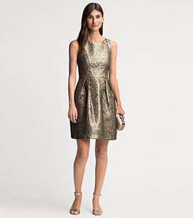 Kleid in der Farbe silber / gold bei C&A | Formal dresses ...