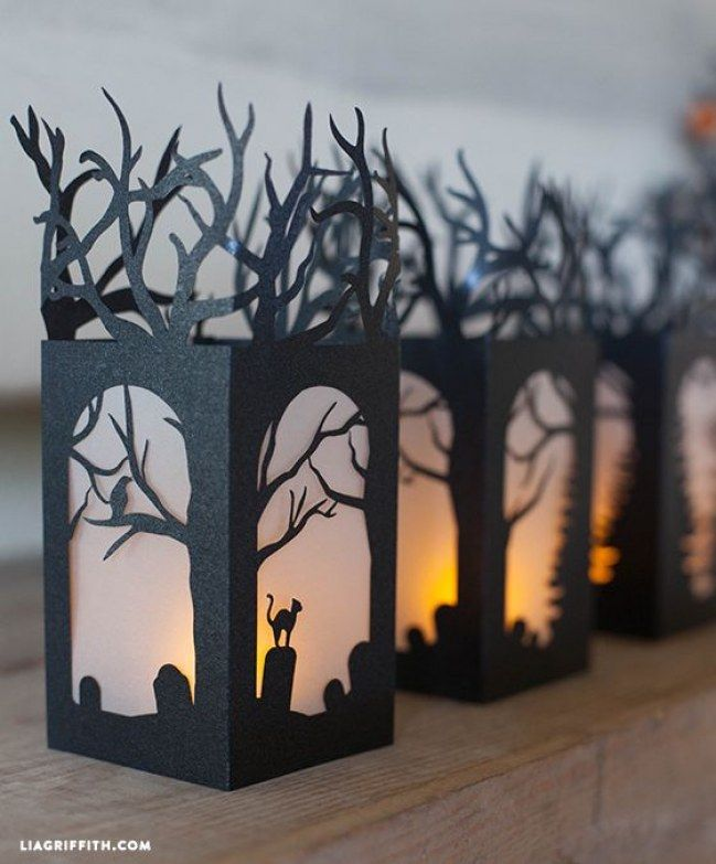 Halloween 10 id es d co faciles faire pour halloween deco facile hallo - Faire deco halloween ...