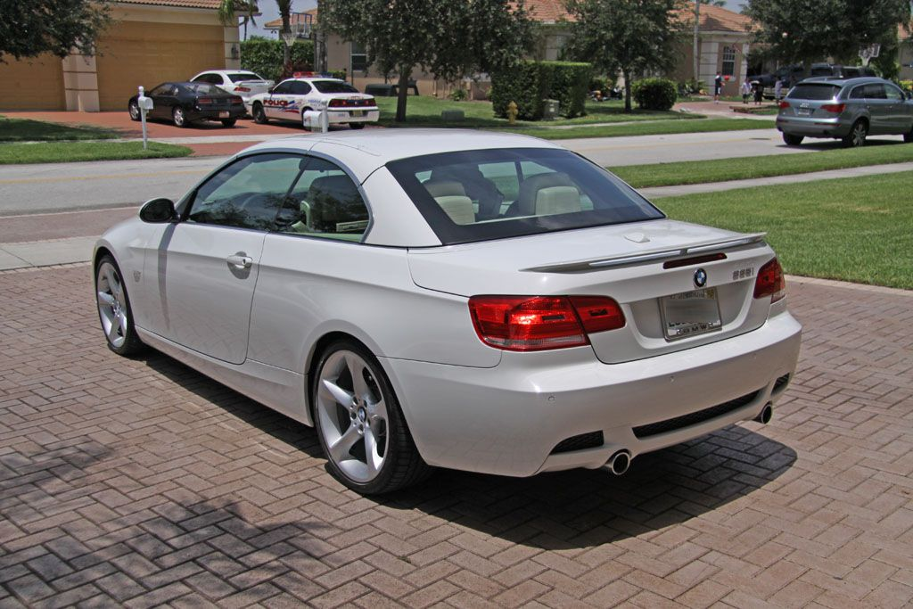 2009 335i Convertible Owner Bmw 3 Series