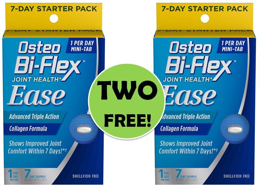 image regarding Osteo Bi Flex Coupon Printable known as 2 (2!) Cost-free Osteo Bi-Flex Benefit Innovative Triple Move